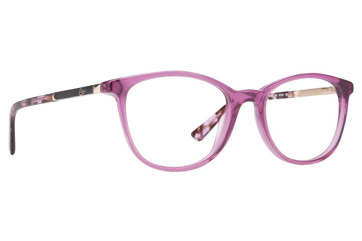 Candie's CA0503 Purple Eyeglasses