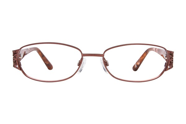 Covergirl CG0450 Eyeglasses - Brown