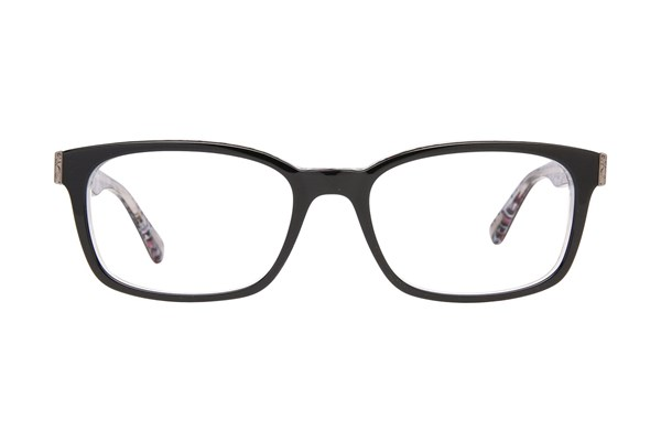 Covergirl CG0529 Eyeglasses - Black