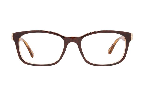 Covergirl CG0529 Eyeglasses - Brown