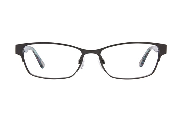 Covergirl CG0530 Eyeglasses - Black
