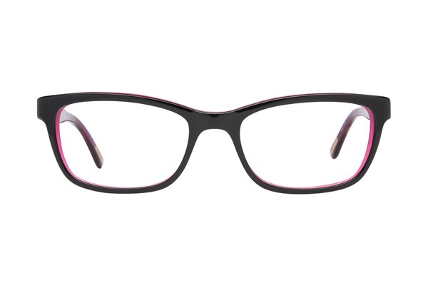 Covergirl CG0531 Eyeglasses - Black