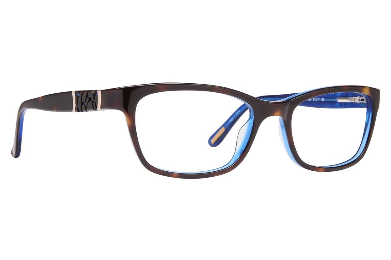 Covergirl CG0531 Tortoise Eyeglasses