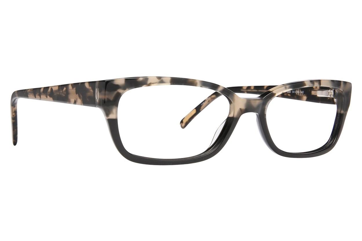 Covergirl CG0536 Black Eyeglasses