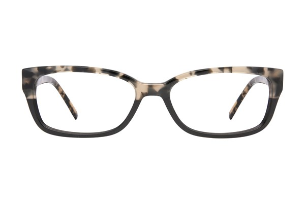Covergirl CG0536 Eyeglasses - Black