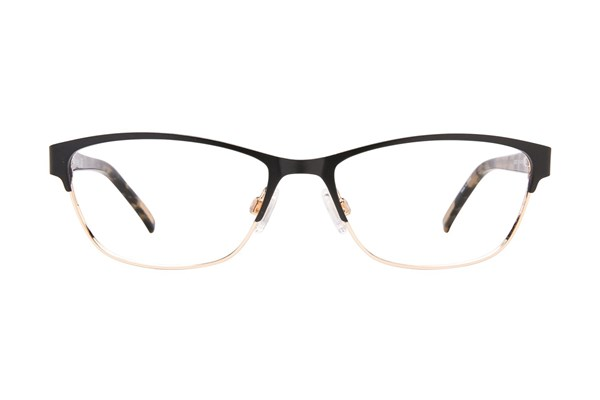 Covergirl CG0537 Eyeglasses - Black