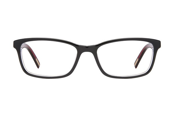 Covergirl CG0538 Eyeglasses - Black