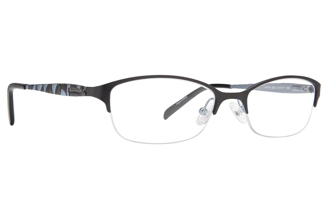 Rampage RA0174 Black Eyeglasses
