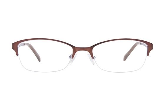 Rampage RA0174 Brown Eyeglasses