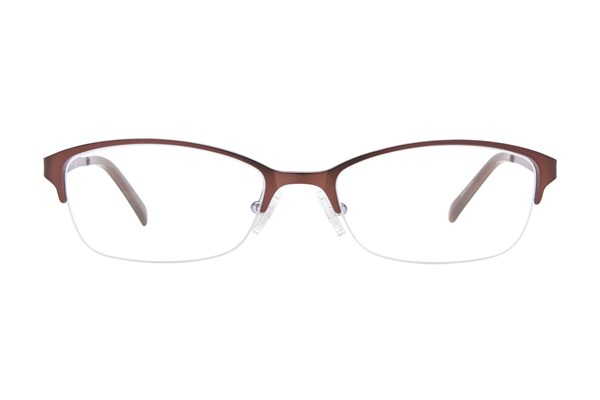 Rampage RA0174 Brown Eyeglasses