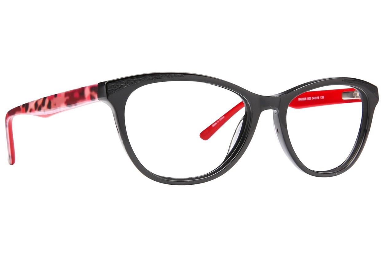 Rampage RA0205 Black Eyeglasses
