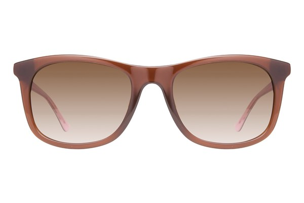 Candie's CA1021 Brown Sunglasses
