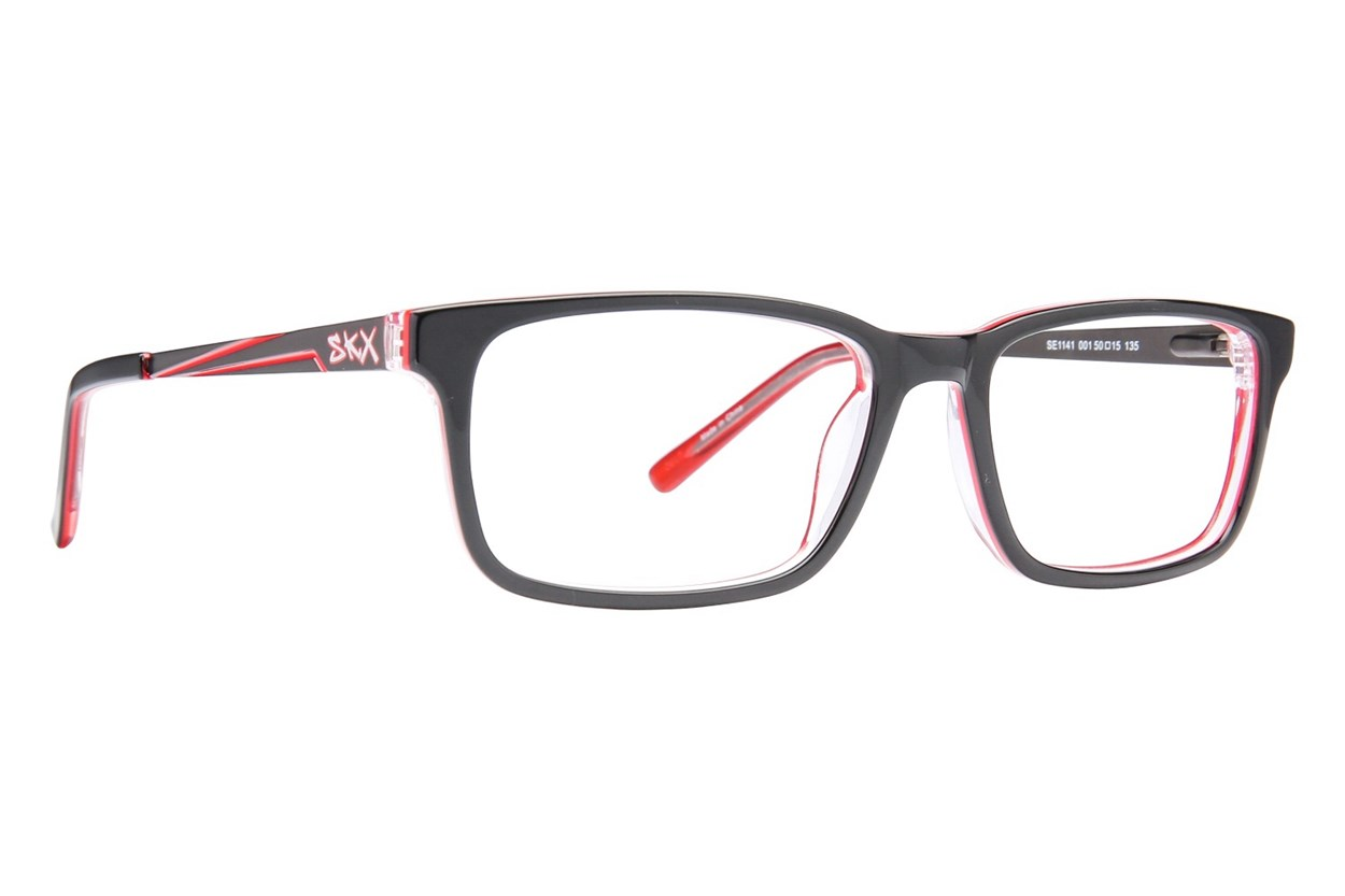 Skechers SE1141 Eyeglasses - Black