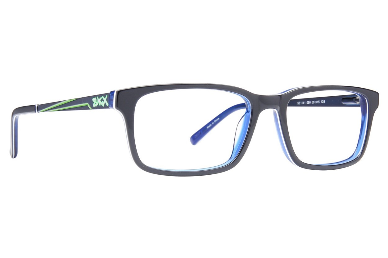 Skechers SE1141 Blue Eyeglasses