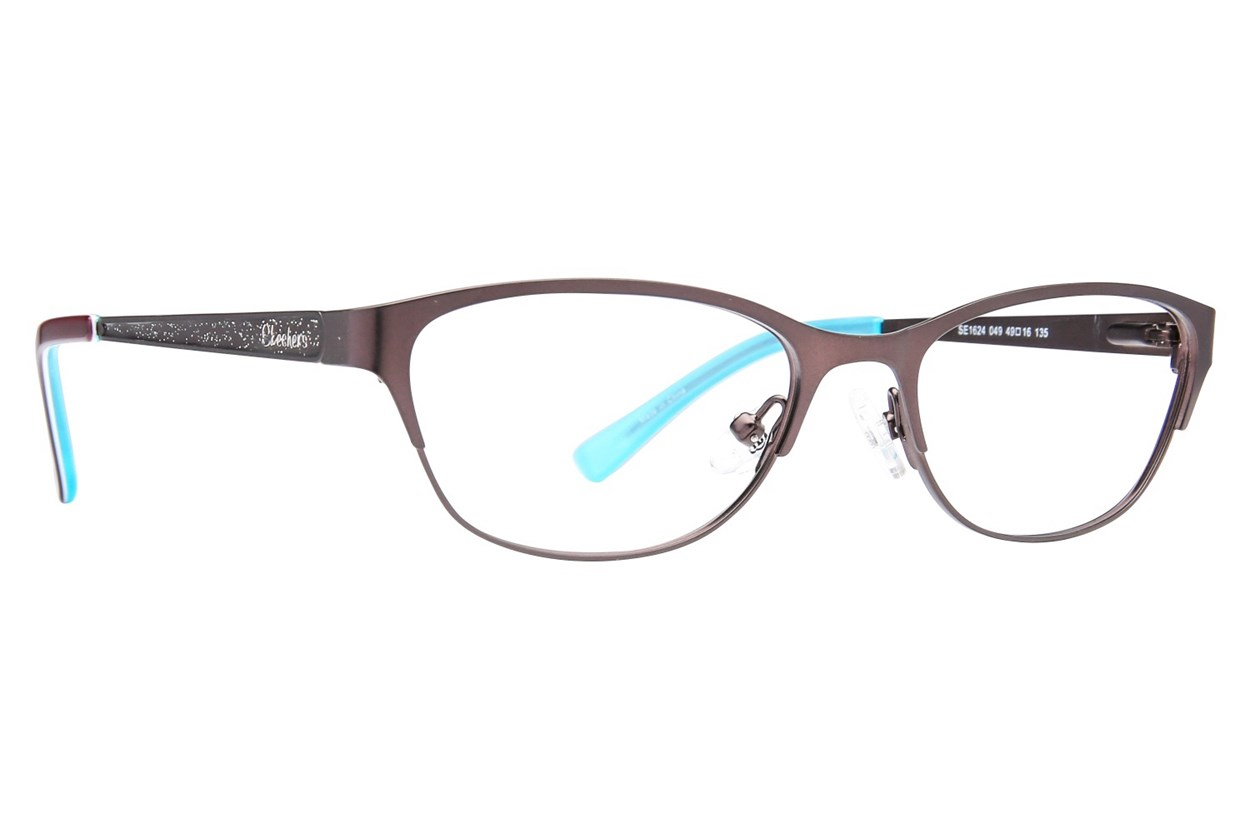 Skechers SE1624 Brown Eyeglasses