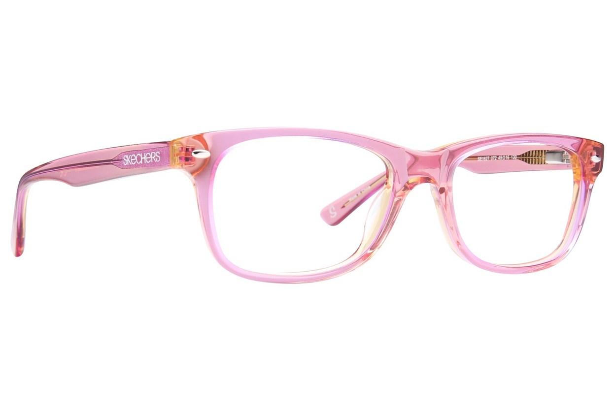 Skechers SE1627 Pink Eyeglasses