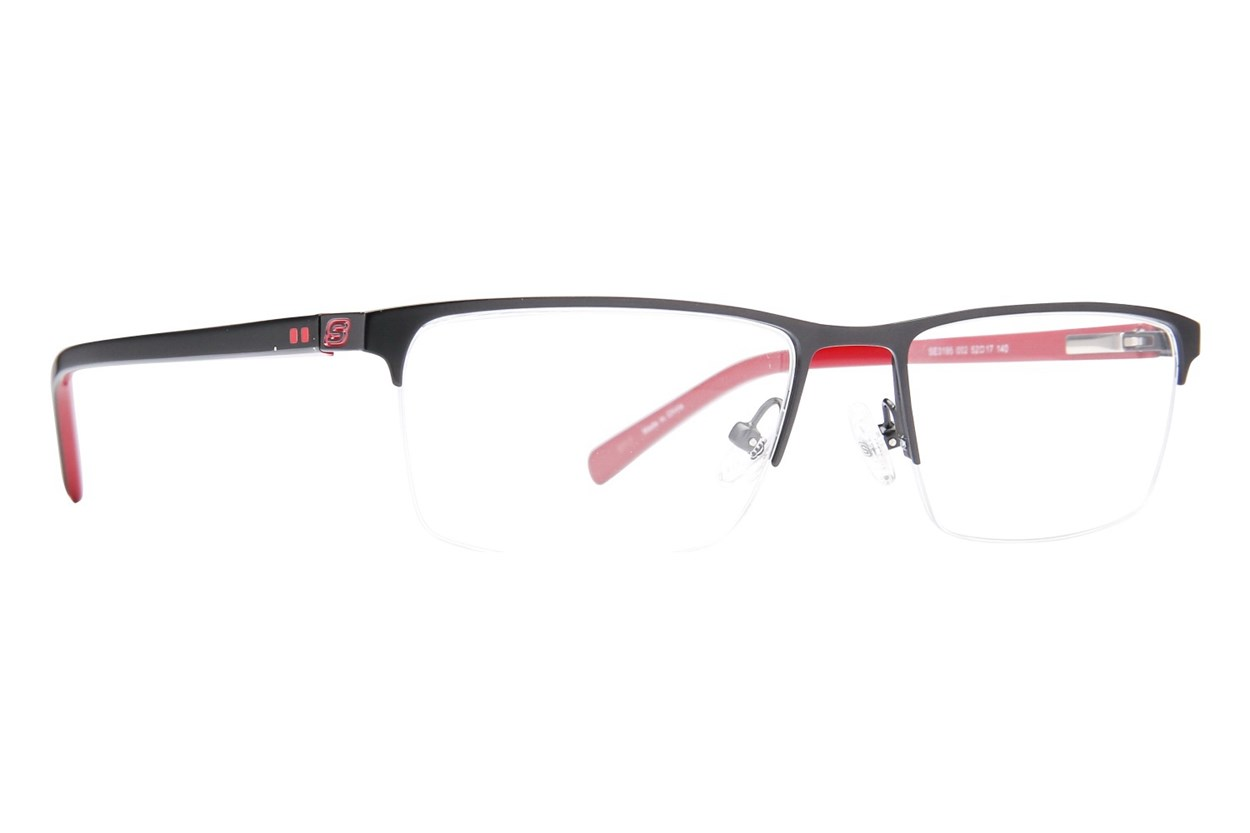 Skechers SE3195 Black Eyeglasses