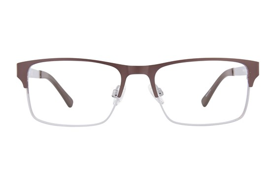 Timberland TB1355 Brown Eyeglasses