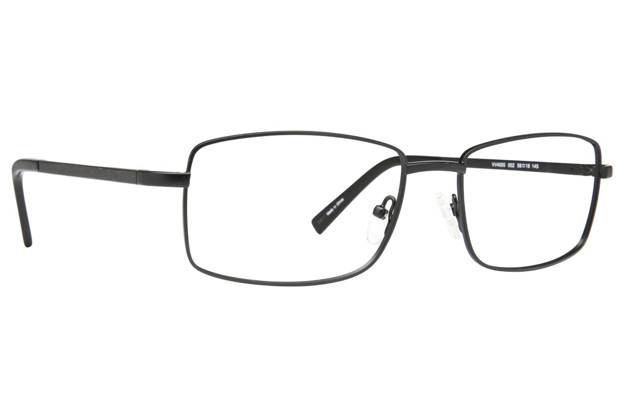 Viva VV4005 Black Eyeglasses