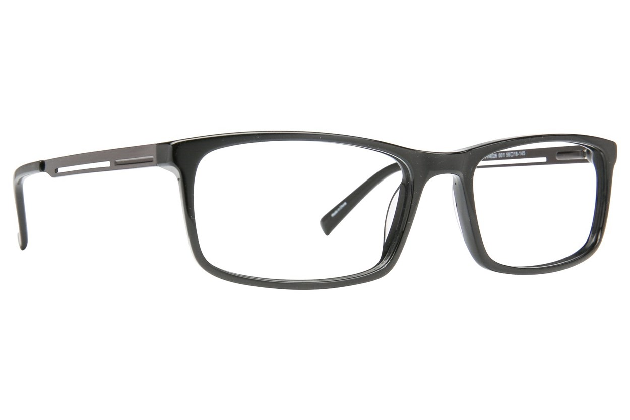 Viva VV4026 Black Eyeglasses
