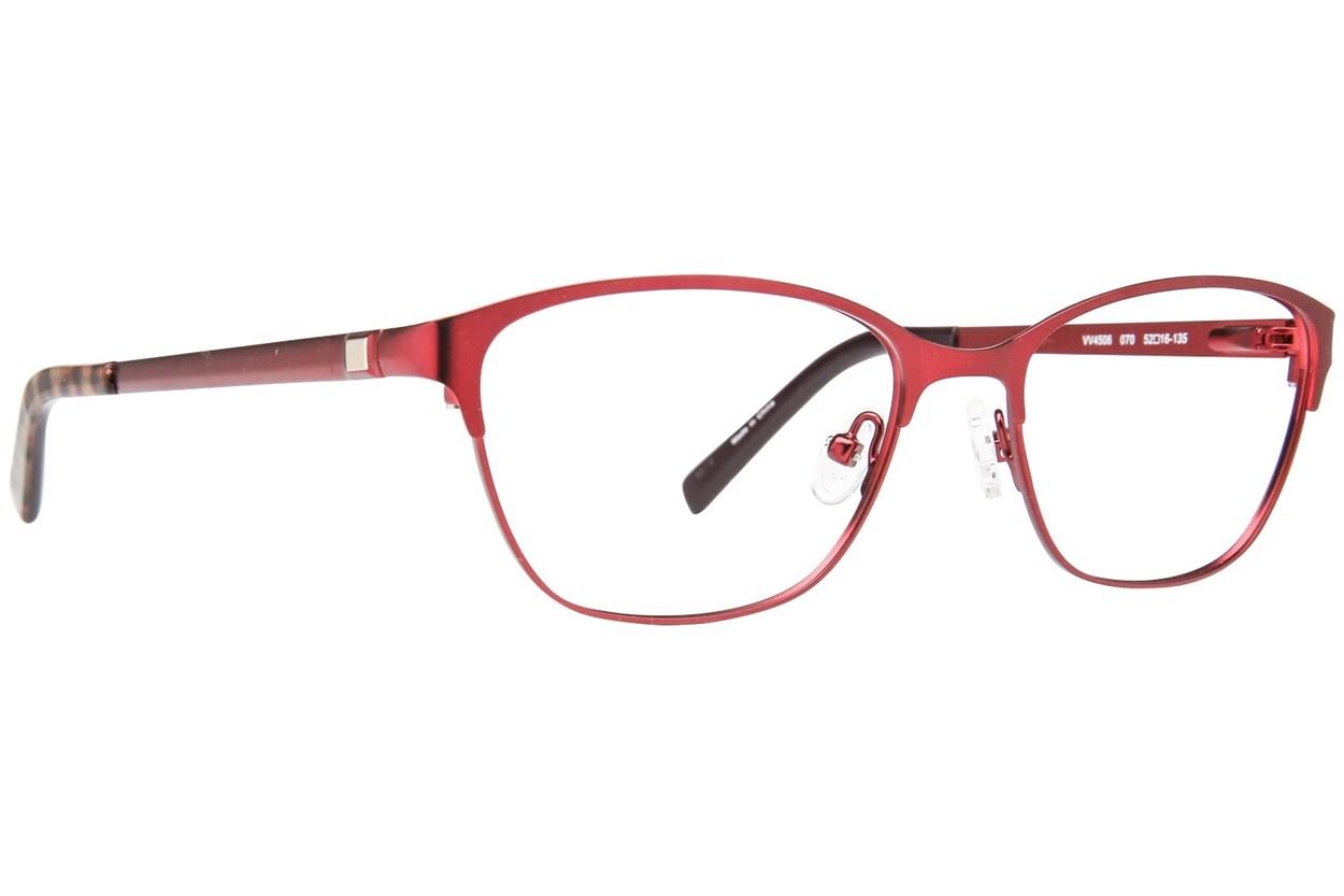 Viva VV4506 Red Eyeglasses