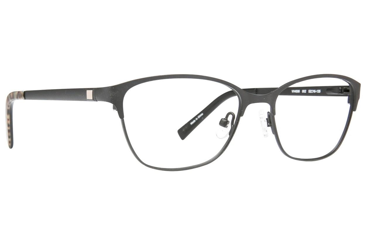 Viva VV4506 Black Eyeglasses