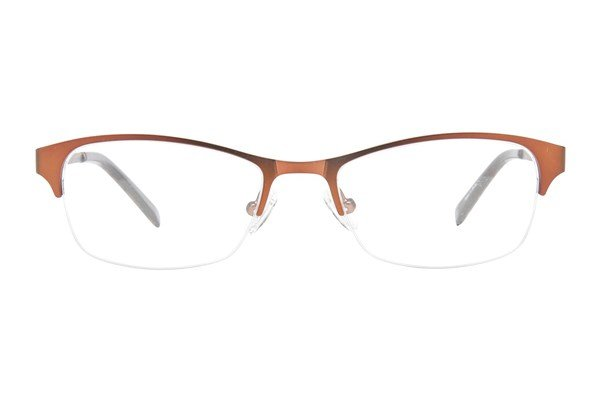 Viva VV4507 Brown Eyeglasses