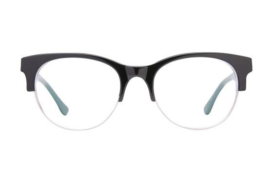Candie's CA0144 Black Eyeglasses