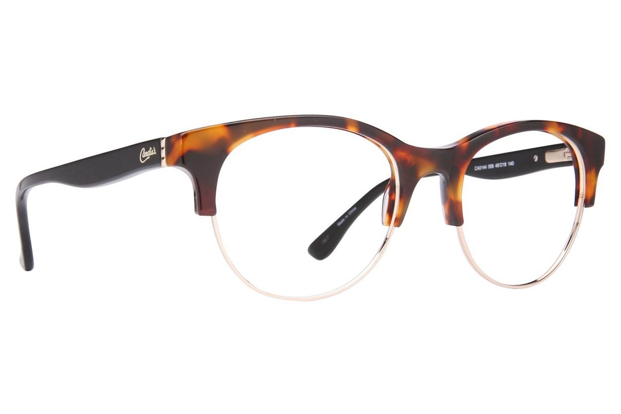 Candie's CA0144 Tortoise Eyeglasses