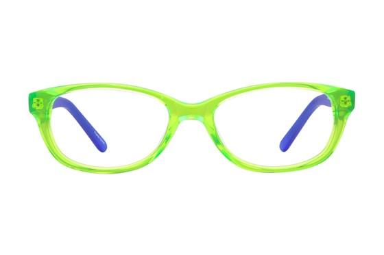 Picklez Bailey Green Eyeglasses