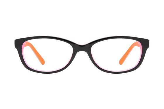 Picklez Bailey Black Eyeglasses