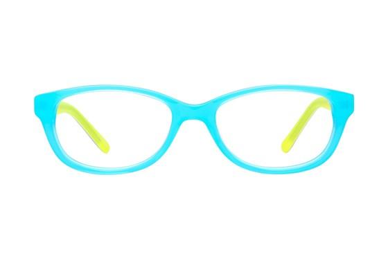 Picklez Bailey Turquoise Eyeglasses