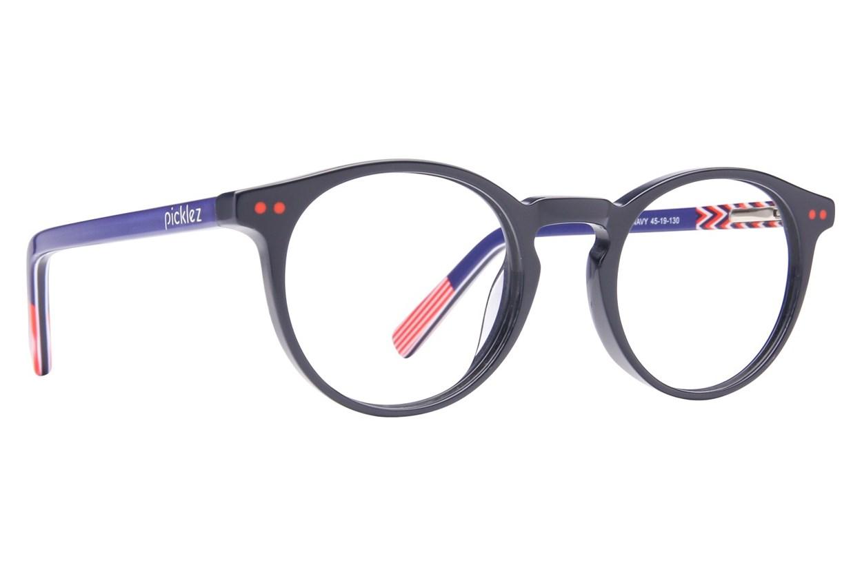 Picklez Baxter Blue Eyeglasses