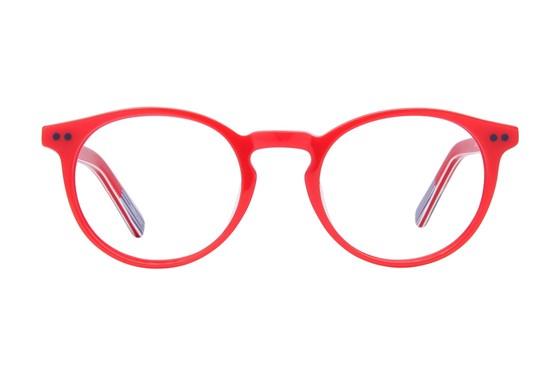 Picklez Baxter Red Eyeglasses