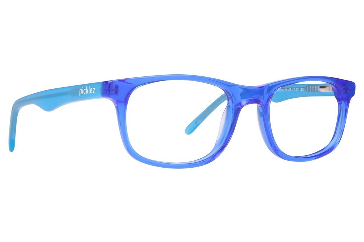Picklez Molly Blue Eyeglasses