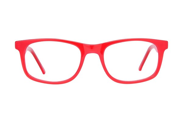 Picklez Molly Red Eyeglasses