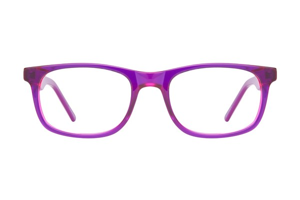 Picklez Molly Purple Eyeglasses