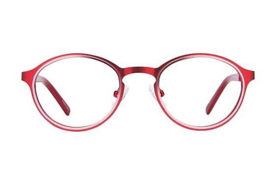 Picklez Oliver Red Eyeglasses