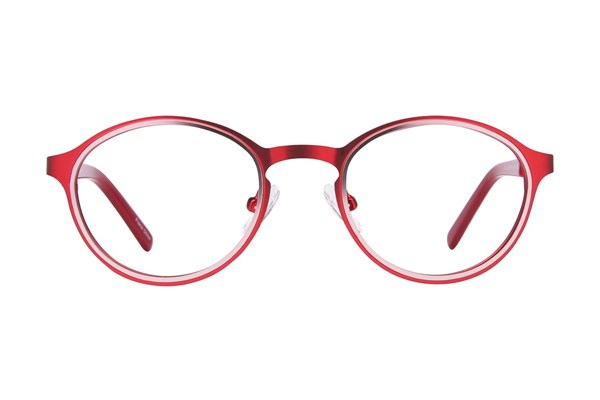 Picklez Oliver Eyeglasses - Red
