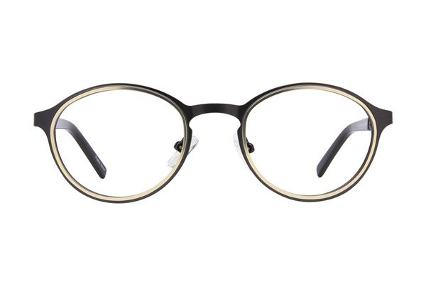 Picklez Oliver Black Eyeglasses