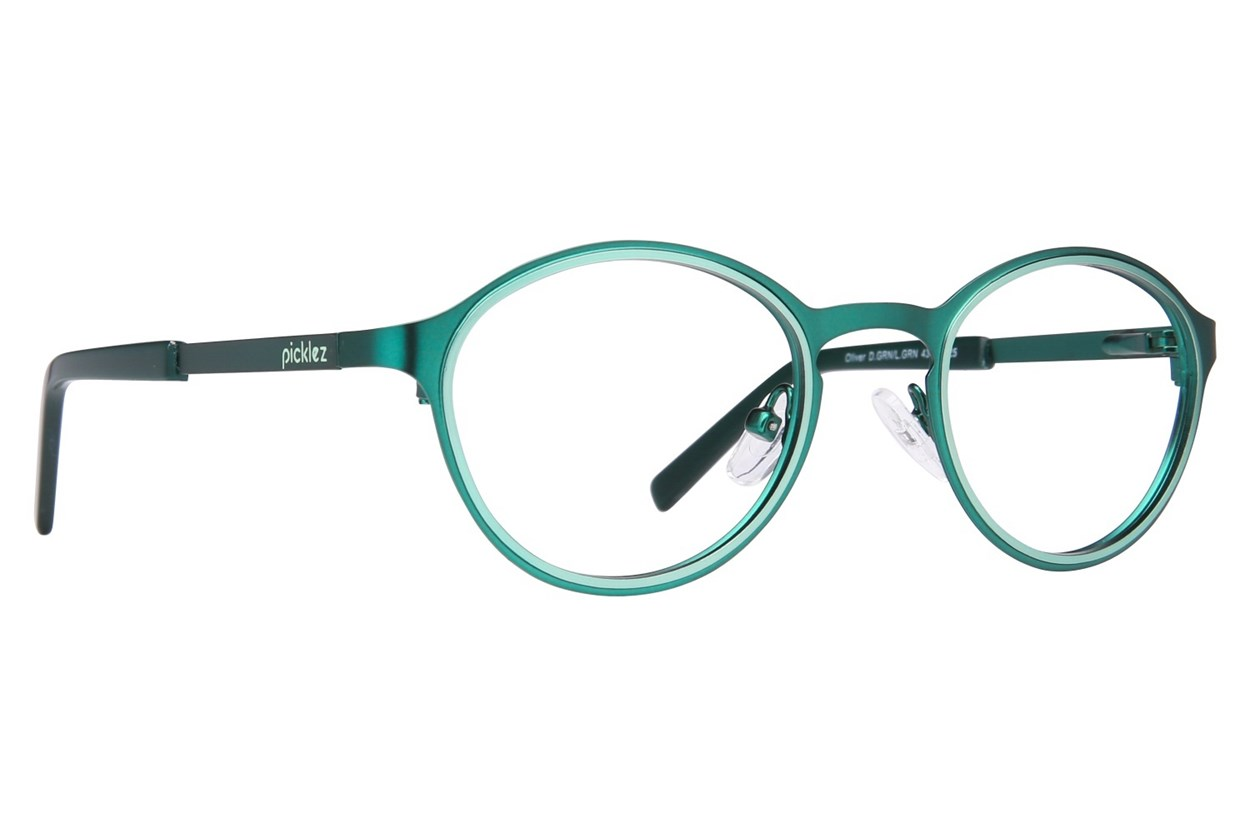 Picklez Oliver Eyeglasses - Green