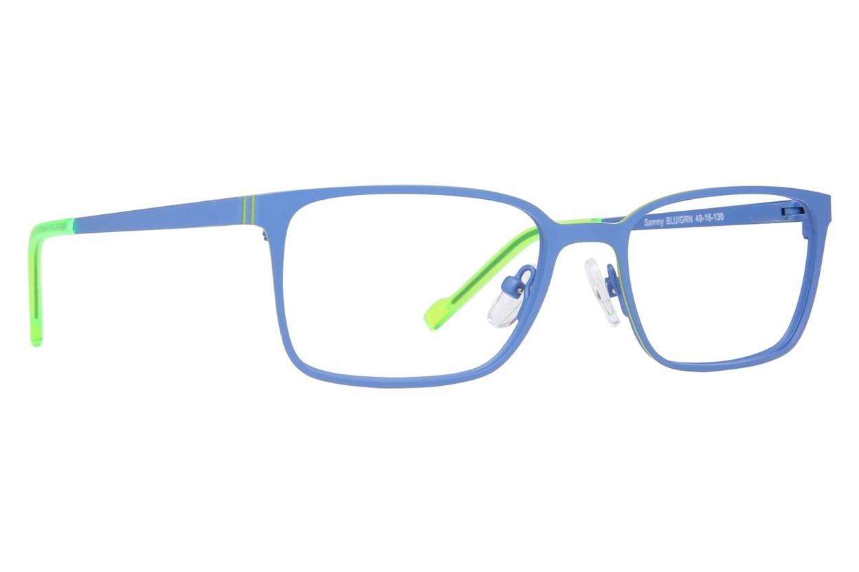 Picklez Sammy Blue Eyeglasses