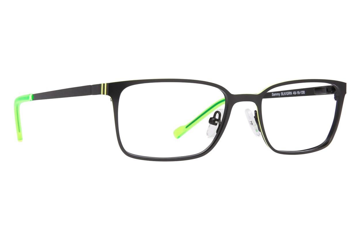 Picklez Sammy Black Eyeglasses