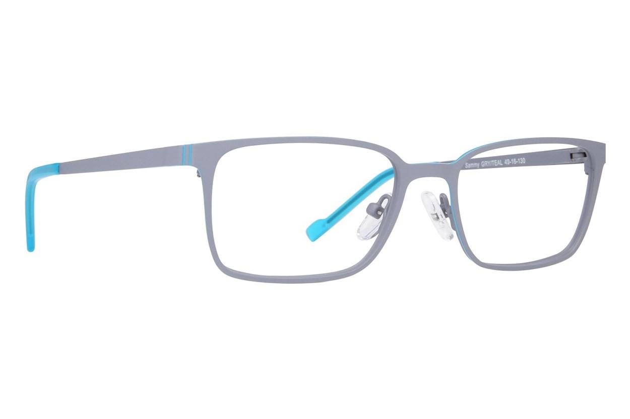 Picklez Sammy Gray Eyeglasses