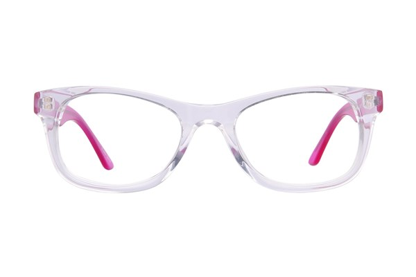 Picklez Shiloh Pink Eyeglasses