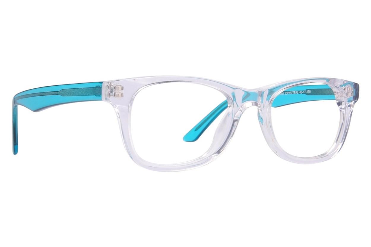 Picklez Shiloh Blue Eyeglasses