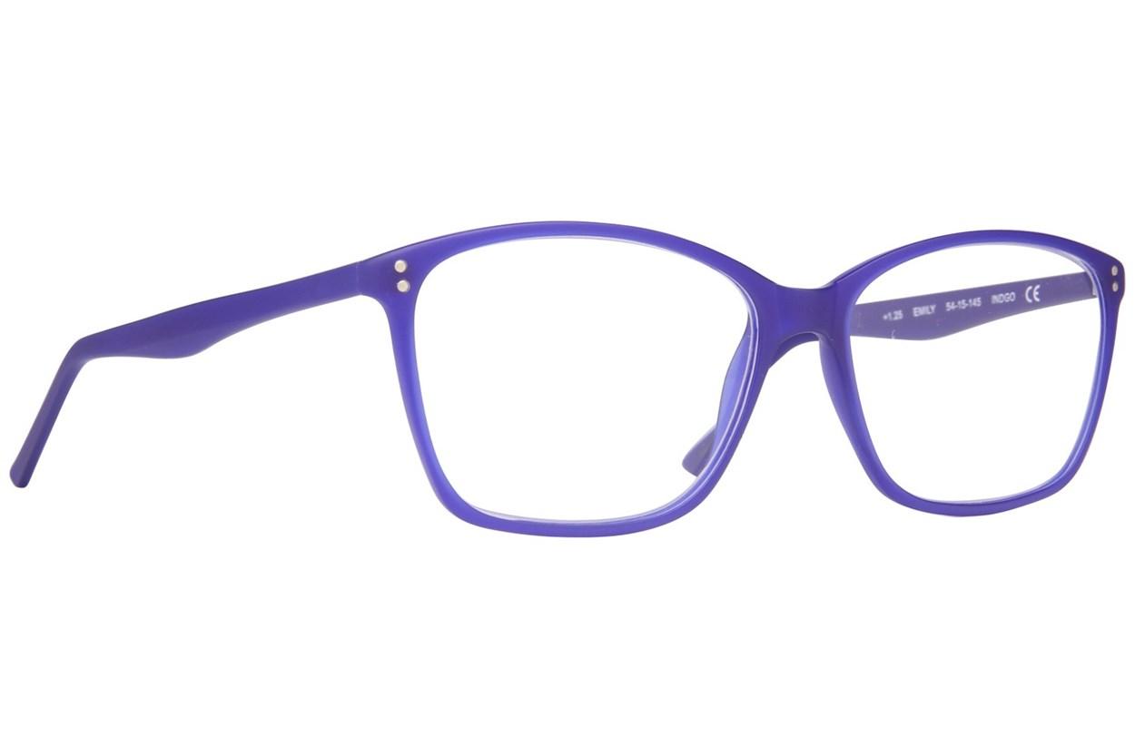 Conscious Eyez Emily Reading Glasses Purple