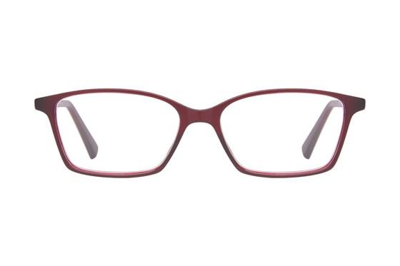 Conscious Eyez Harper Reading Glasses Red