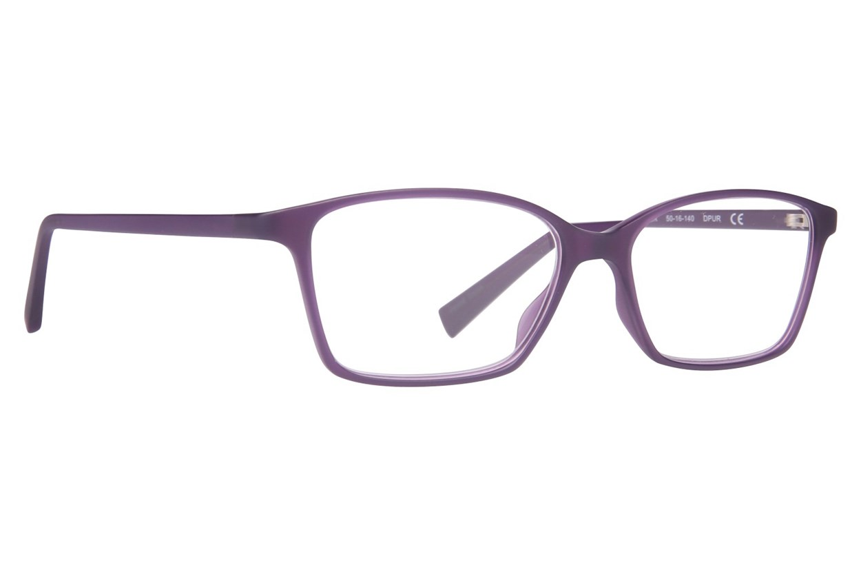 Conscious Eyez Harper Reading Glasses Purple