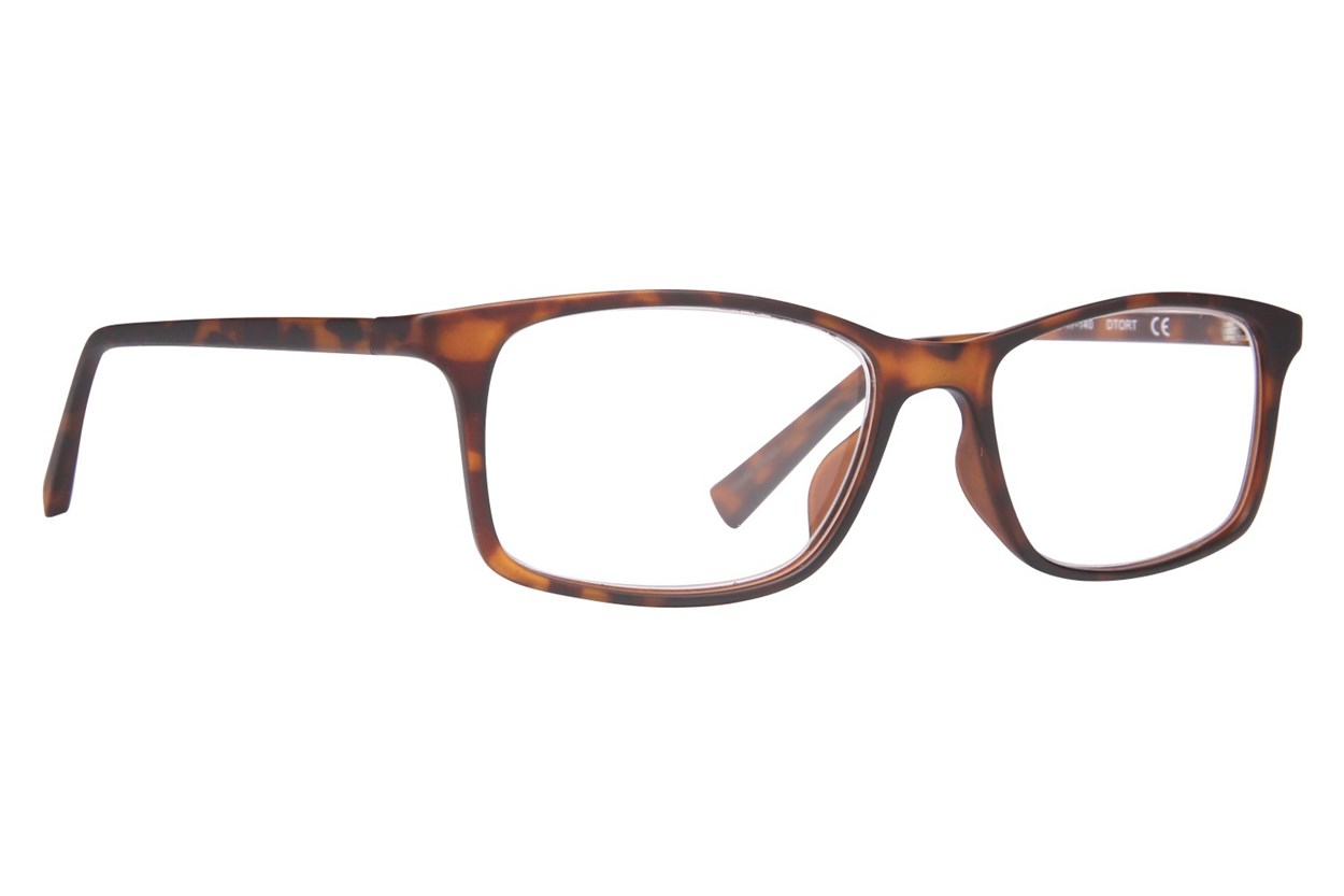 Conscious Eyez John Reading Glasses Tortoise